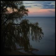 Sunset on Houghton Lake, MI