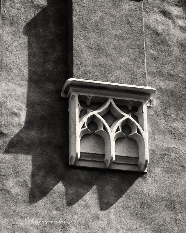 Strausborg Window Detail