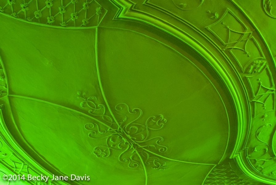 Melk Abbey - Green Room