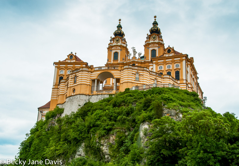 Benedictine Abbey, Melk, Austria