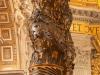 Vatican-altar-detail