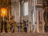 Vatican-altar