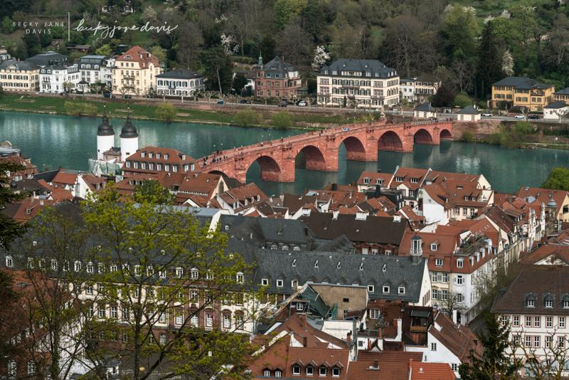 Heidelberg Scenic View