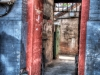 Hutong Doorway, Old Beijing