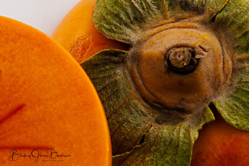Persimmon-closeup