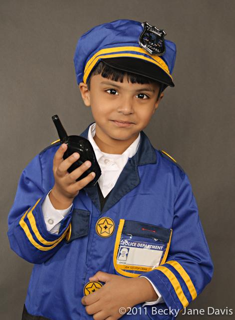 Future Policeman