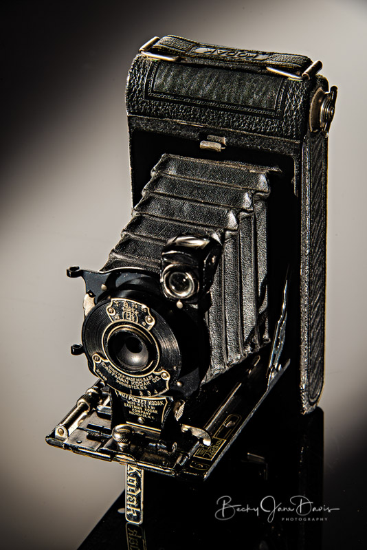 No. 1 Pocket Kodak Junior c. 1921
