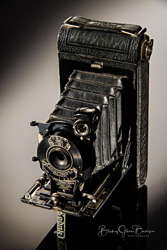 No. 1 Pocket Kodak Junior c. 1921