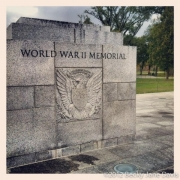 WWII Memorial Entrance